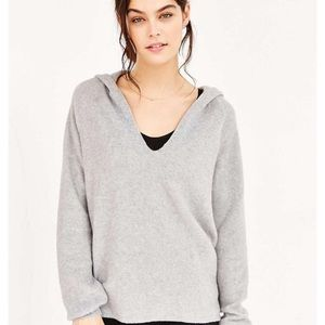 Urban Outfitters Project Social T  fleece hoodie